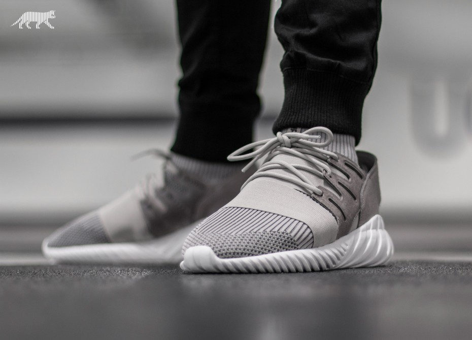 adidas Originals Tubular Doom PK Gray S74920