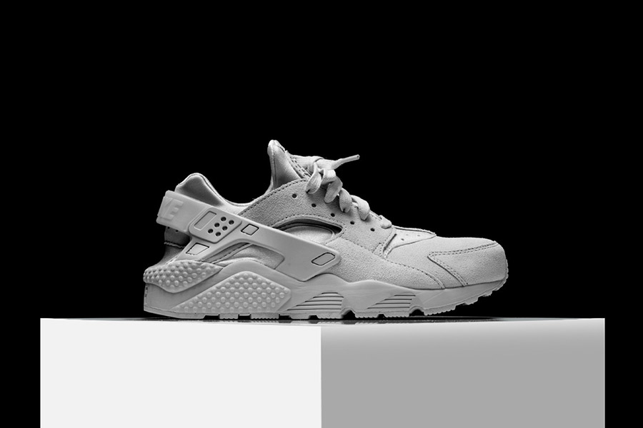 nike,air,huarache,premium,neutral,grey