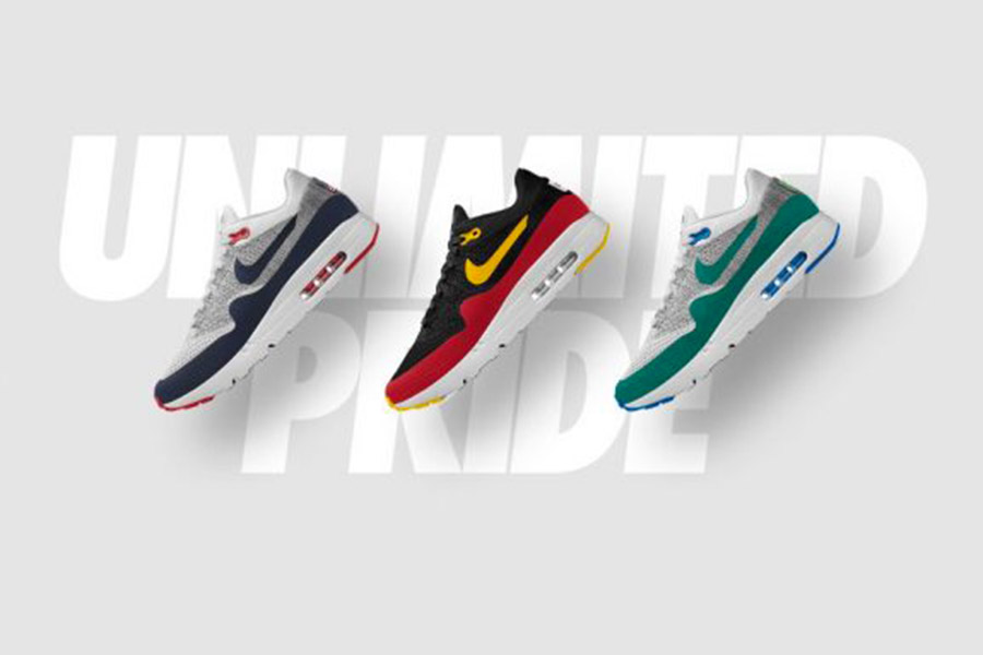 nike air max 1 flyknit id unlimited pride