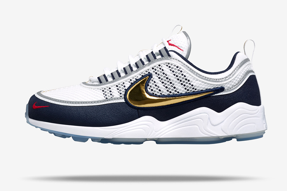 nike air zoom spiridon olympic date de sortie. Black Bedroom Furniture Sets. Home Design Ideas