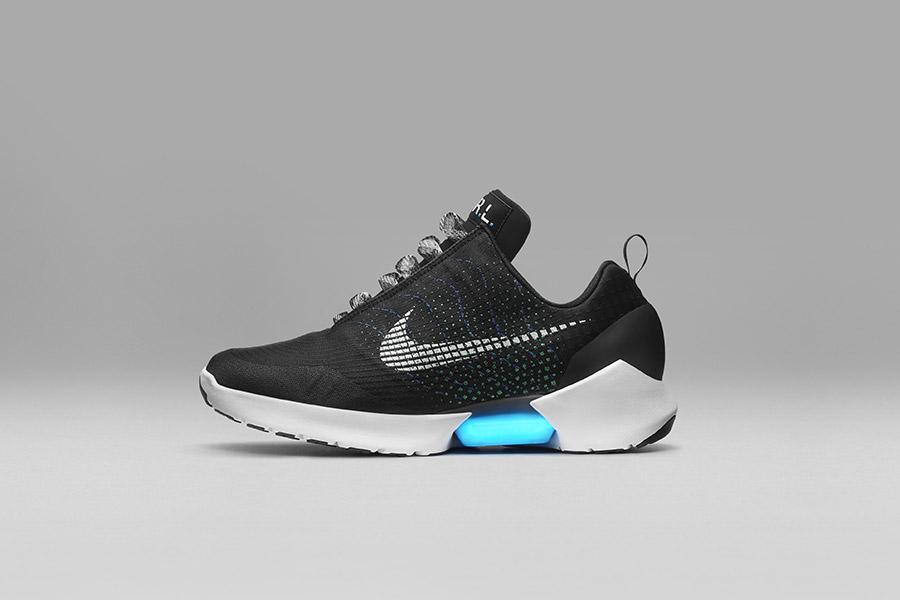 Nike Hyperadapt Sortie France