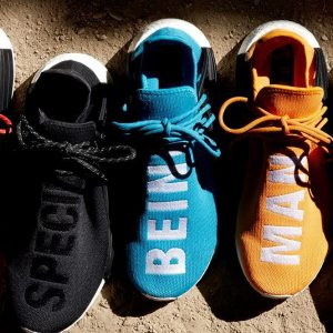 Pharrell x adidas NMD HU Collection