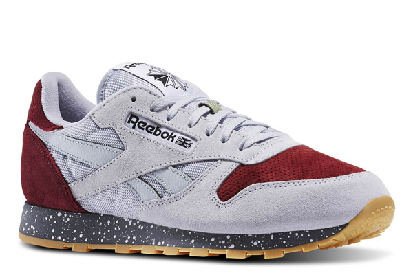 Reebok Classic Leather Speckle