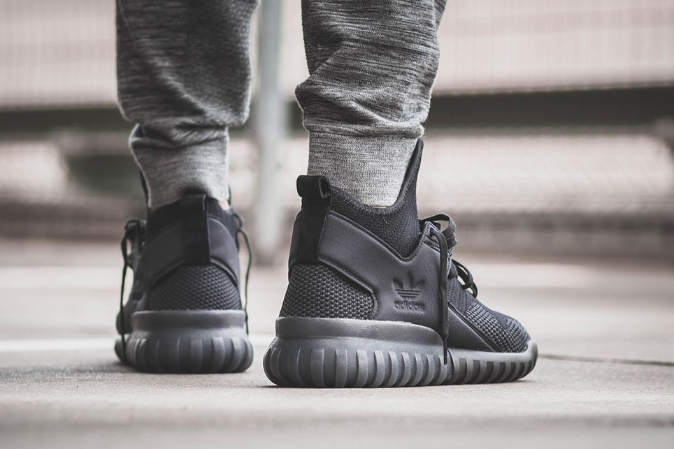 Adidas Tubular X Core Black