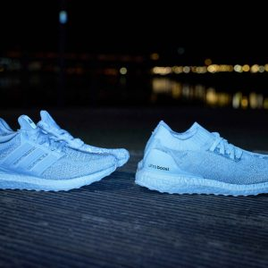 adidas Ultra Boost White Reflective Pack