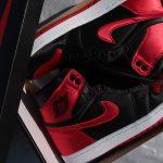 Air Jordan 1 Banned Satin