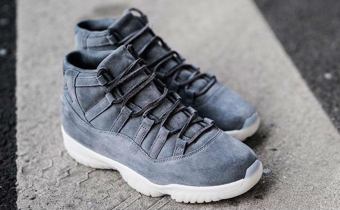 air jordan 11 grey