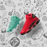 Air Jordan 13 What Is Love Pack