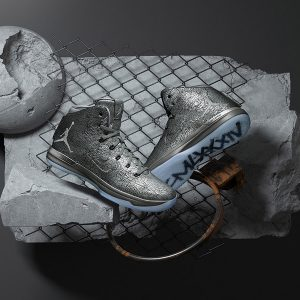 Air Jordan 31 Battle Grey