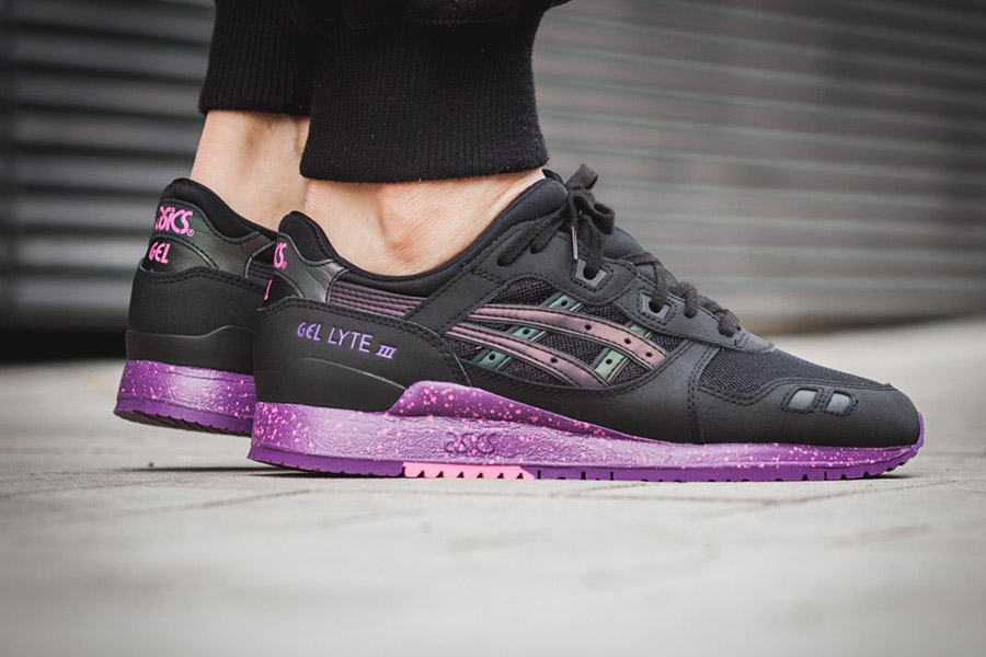 Asics Gel Lyte 3 Pirate Barbe Rouge
