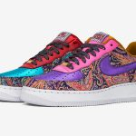 Craig Sager x Nike Air Force 1 Low iD