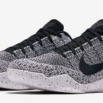 Nike Kobe 11 Elite Low White Black