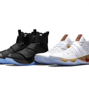 Nike LeBron x Kyrie Four Wins Pack Game 3