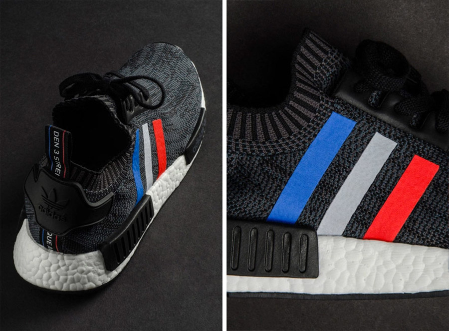 adidas NMD R1 Tri Color Pack