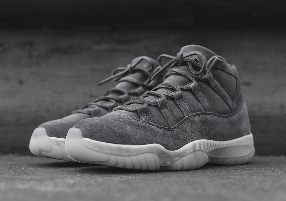 air jordan 11 cool grey