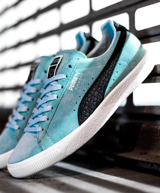 Diamond x Puma Clyde