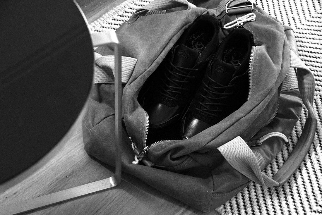 asics dresses noir