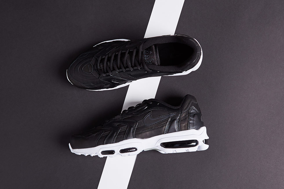 new lifestyle hot sales best value Nike Air Max 96 II XX Black - Le Site de la Sneaker