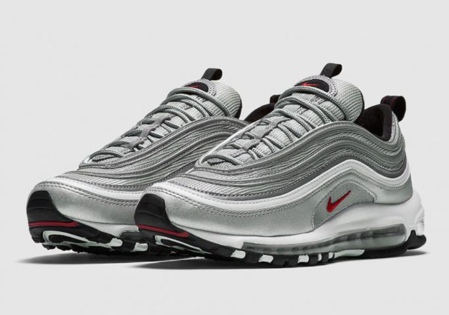 nike air max 97 silver bullet date de sortie release date. Black Bedroom Furniture Sets. Home Design Ideas