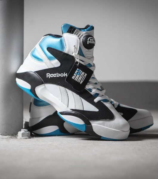 Reebok Shaq Attaq Orlando Magic