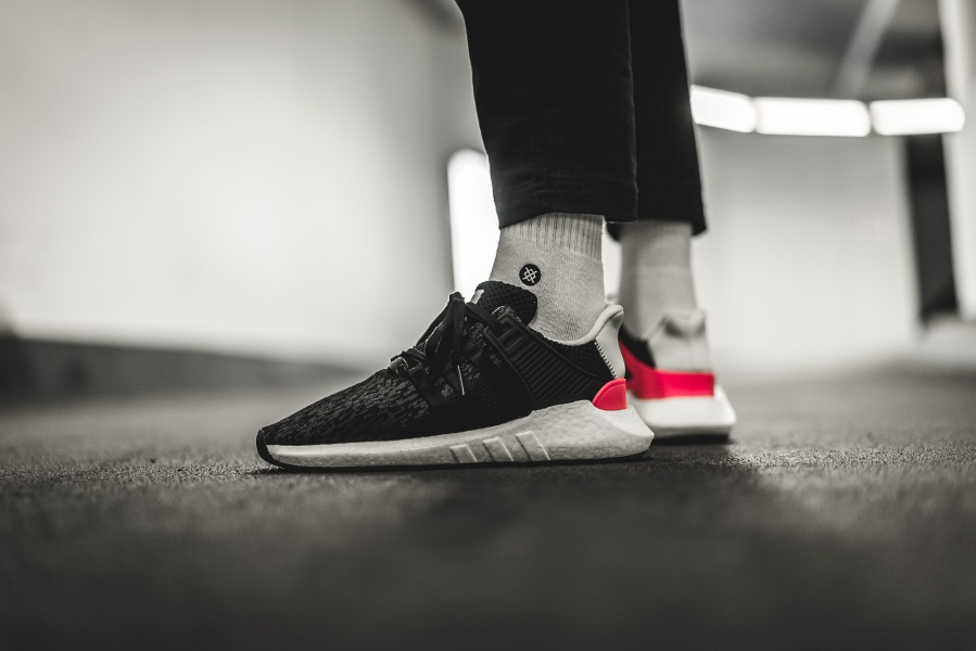 Adidas Eqt Turbo Red