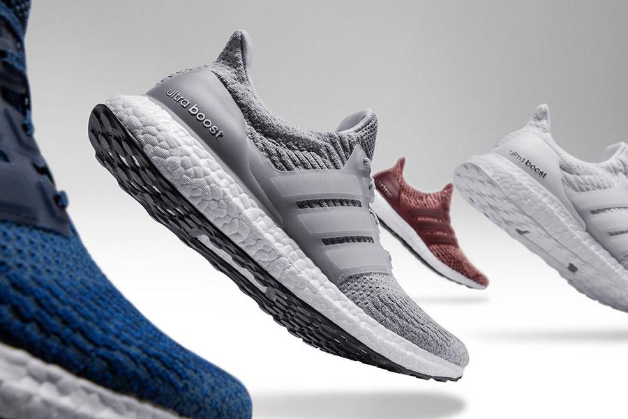 Adidas Boost 3.0 Grey