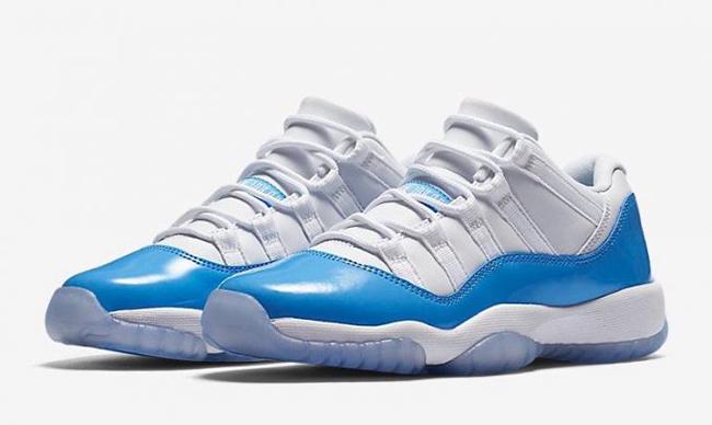 Air Jordan 11 Low University Blue - Le Site de la Sneaker