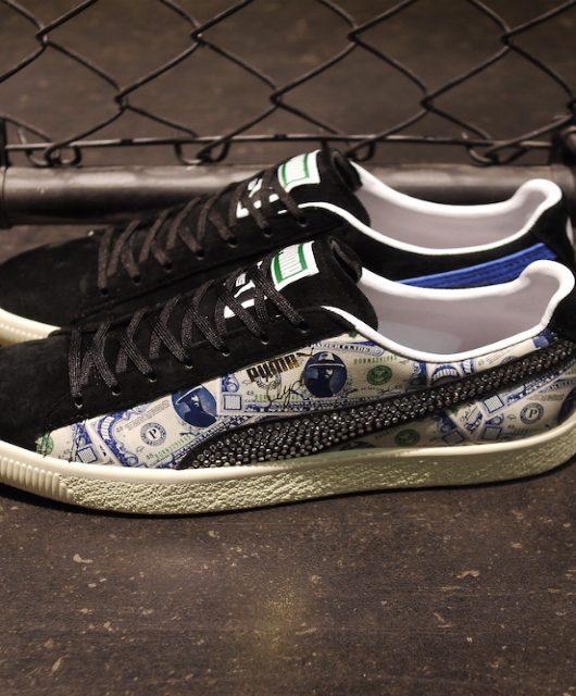 mita sneakers x PUMA Clyde $1000