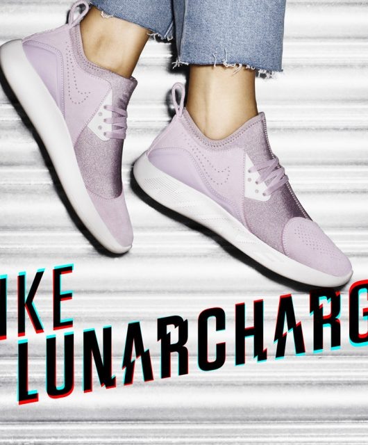 Nike WMNS LunarCharge Premium Iced Lilac