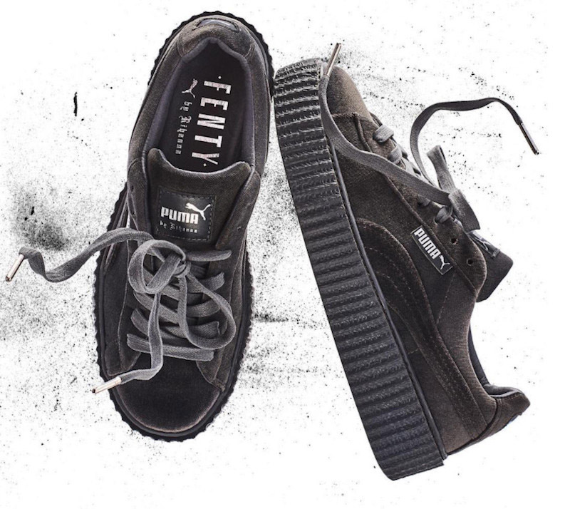 Puma Creepers Velours