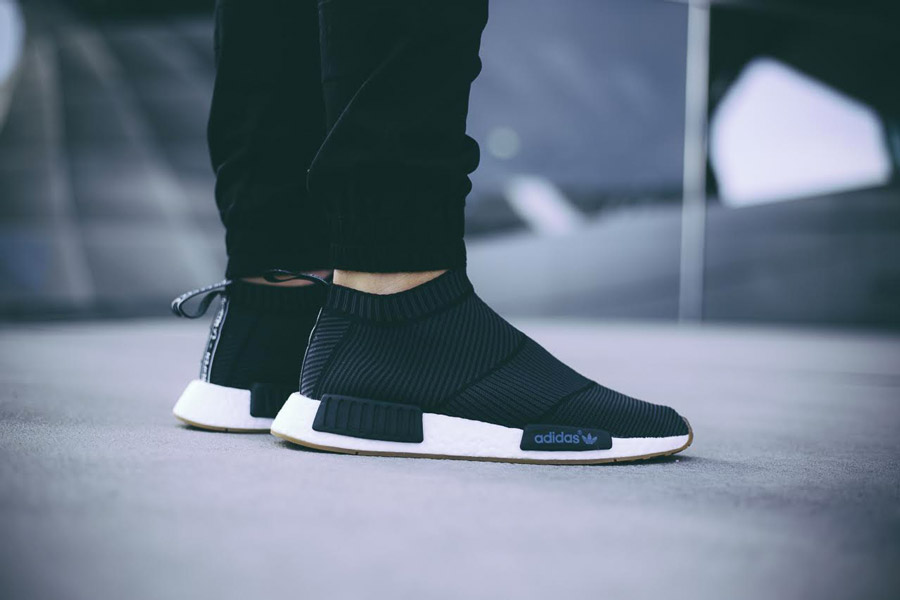 chic White Mountaineering has their own adidas NMD City Sock