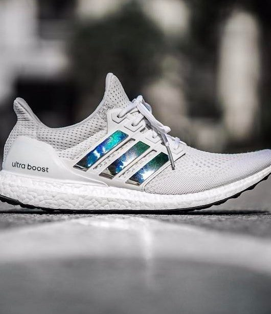 adidas UltraBoost Iridescent Stripes