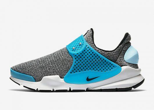 Nike WMNS Sock Dart Black/Blue Lagoon