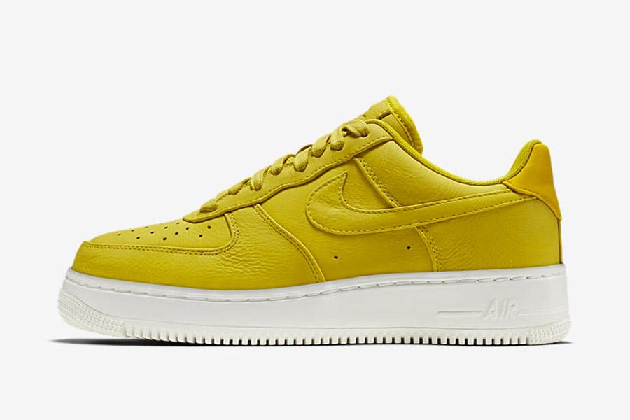 air force 1 nike jaune