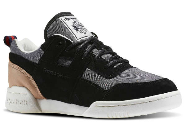 Reebok Workout Plus Fleck