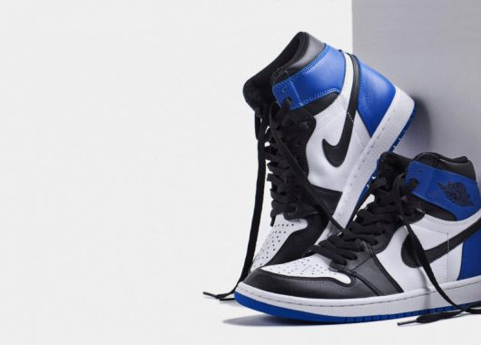 Restock fragment x Air Jordan 1