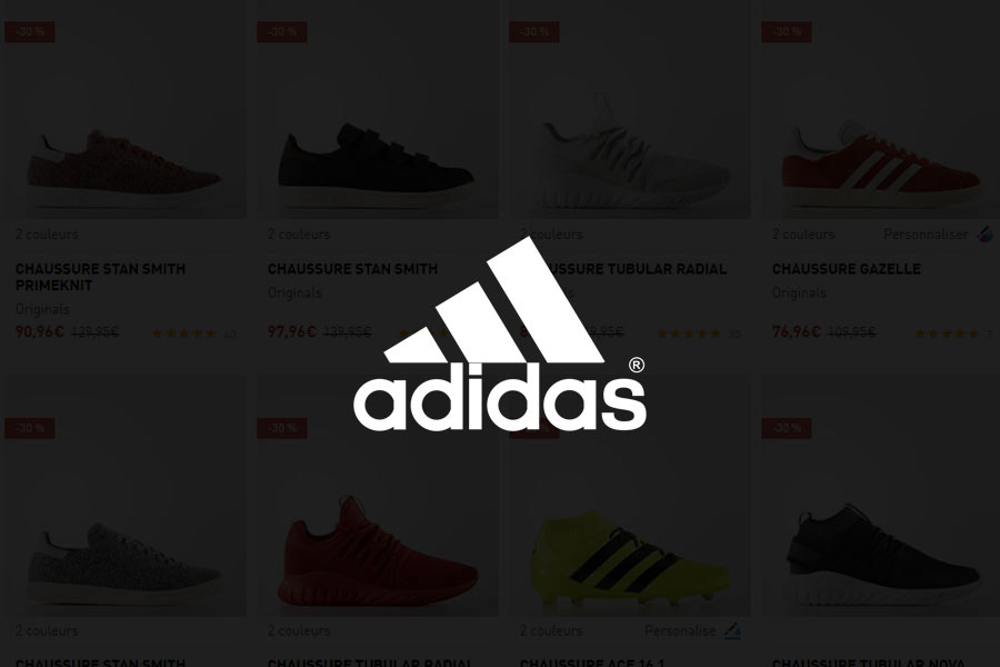 Adidas Soldes Hiver 2017