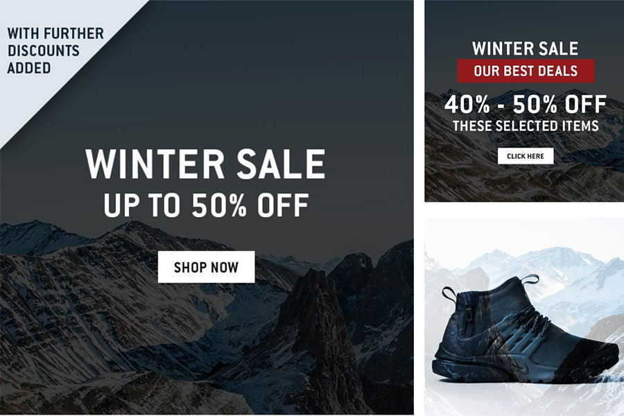 Urban Industry Winter Sale