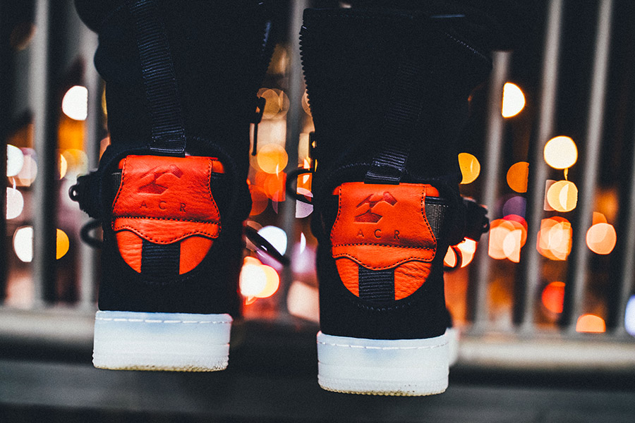 air force 1 downtown