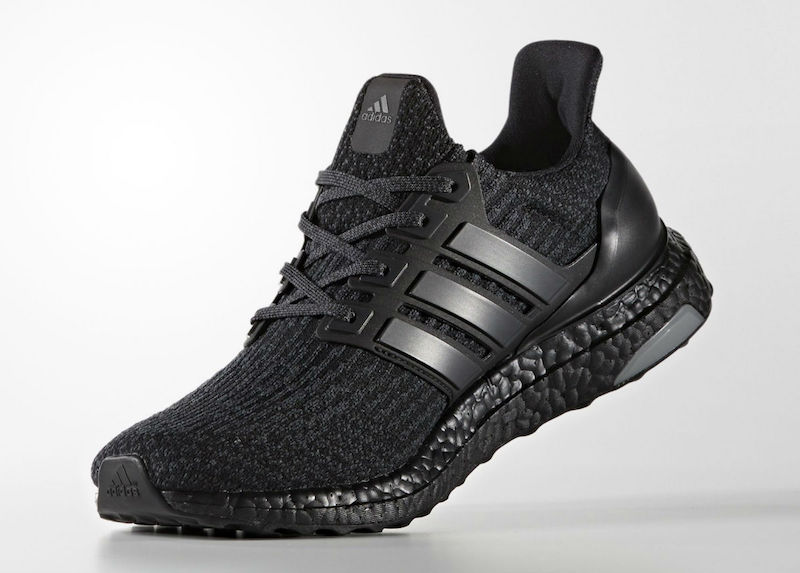 Adidas Ultra Boost 3.0 Triple Black Buy