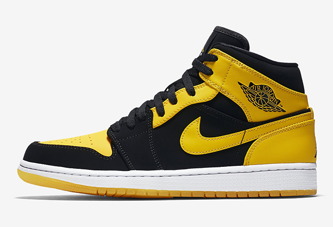 La Air Jordan 1 Mid New Love de retour - Le Site de la Sneaker
