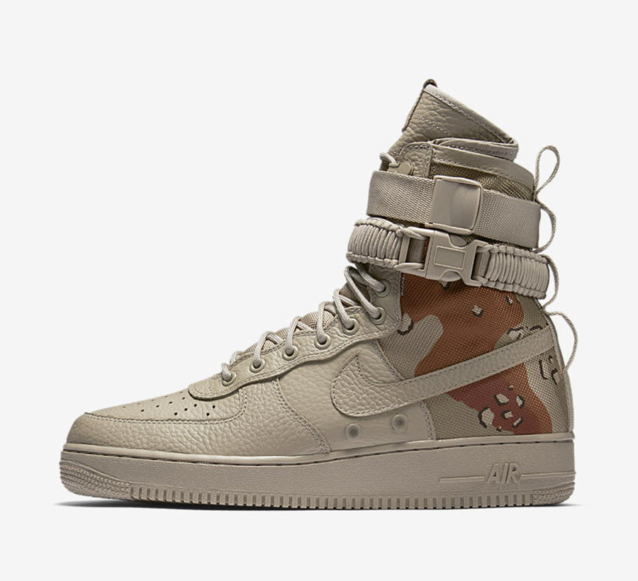 nike special field air force 1 desert camo date de. Black Bedroom Furniture Sets. Home Design Ideas
