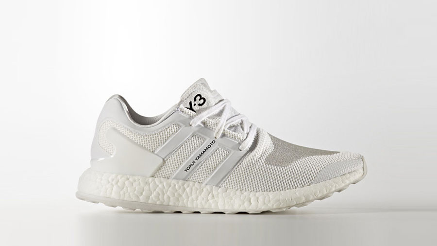 adidas Y-3 PureBoost Triple White
