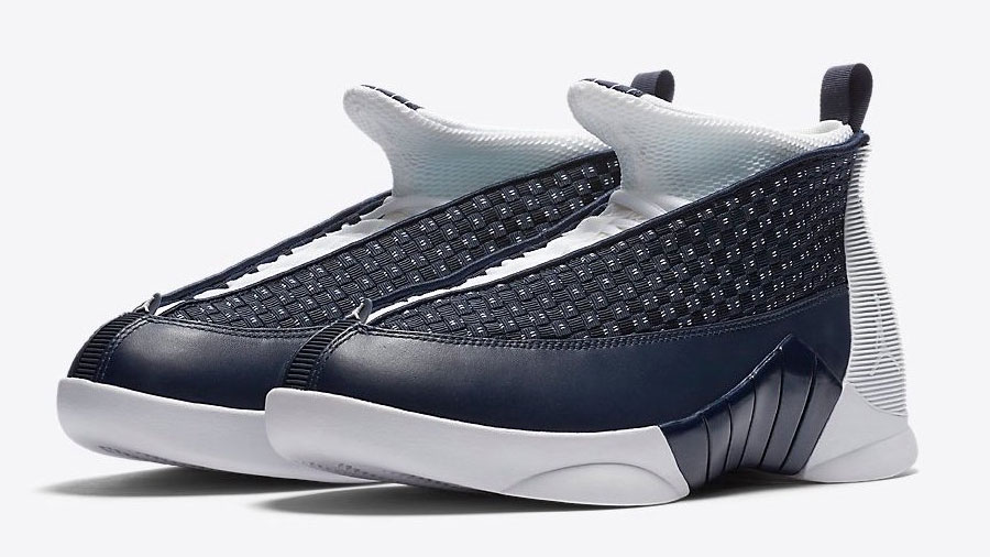 Air Jordan 15 Retro Obsidian