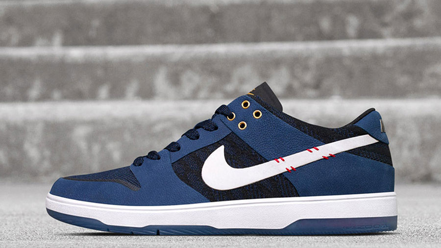 Nike SB Zoom Dunk Elite Low x Sean Malto