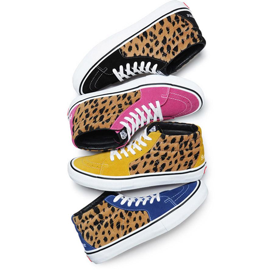 supreme vans sk8 hi leopard 6
