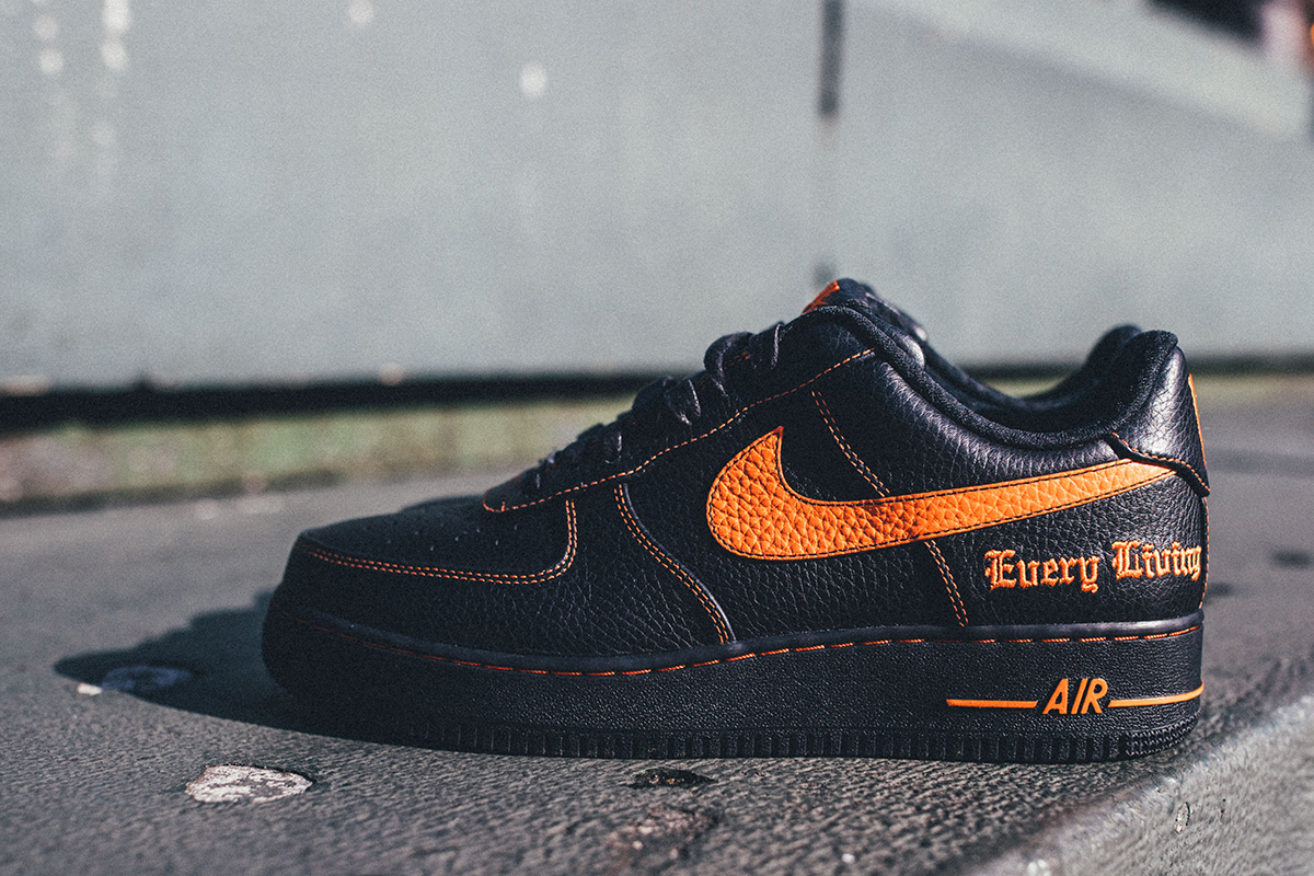 vlone x nike air force 1 date de sortie release date. Black Bedroom Furniture Sets. Home Design Ideas