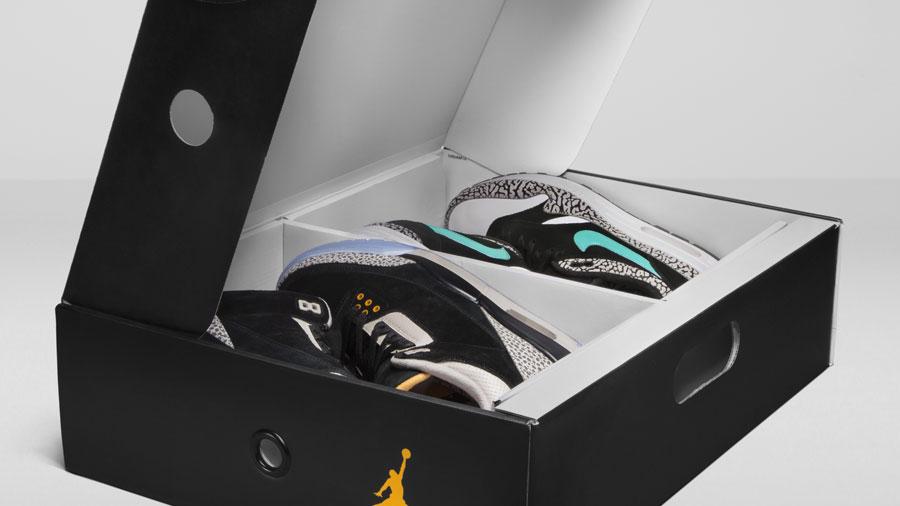 Air Jordan 3 x Nike Air Max 1 Atmos Pack
