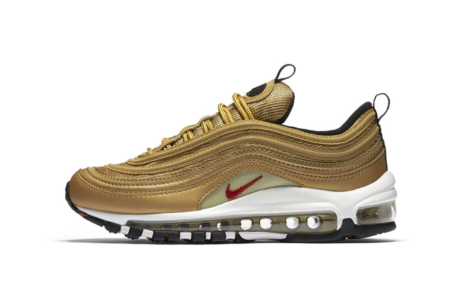 Gold Running Shoes Mens