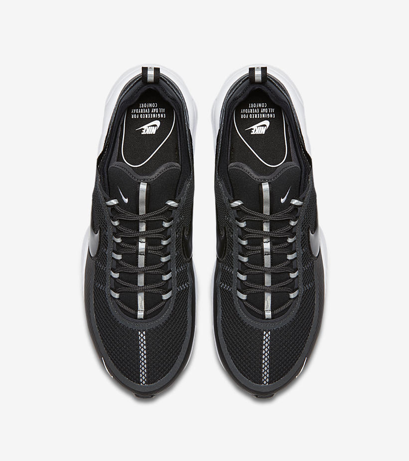 nike air zoom spiridon ultra black anthracite date de sortie release date. Black Bedroom Furniture Sets. Home Design Ideas